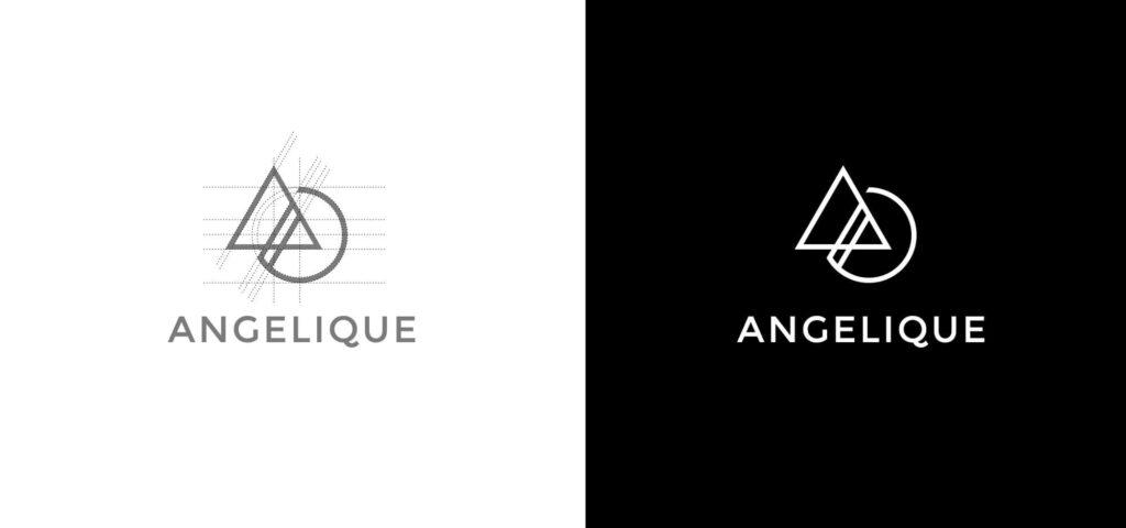 Logo constructie angelique