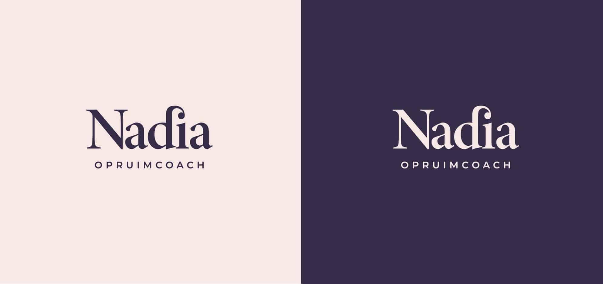 Logo opruimcoach Nadia