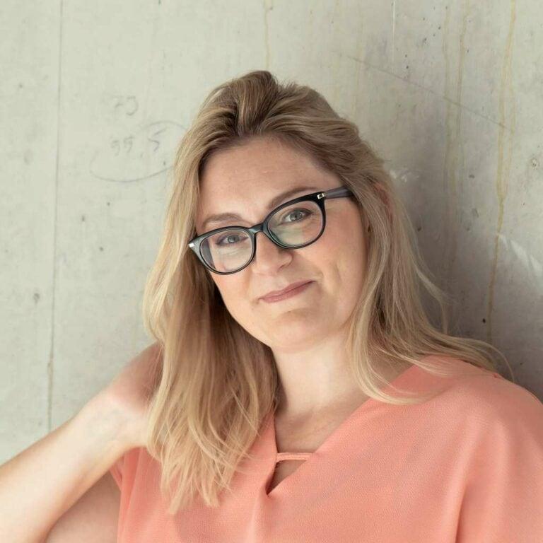 Ann-sophie - brand strategist en web designer