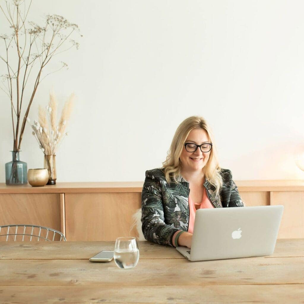 Ann-sophie wordpress web design