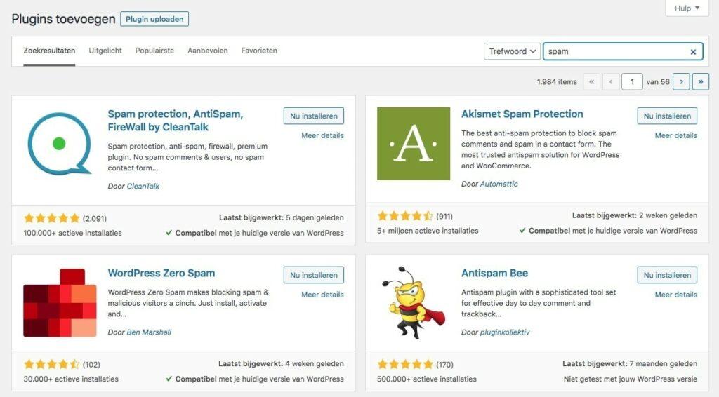 Wordpress plugins 40