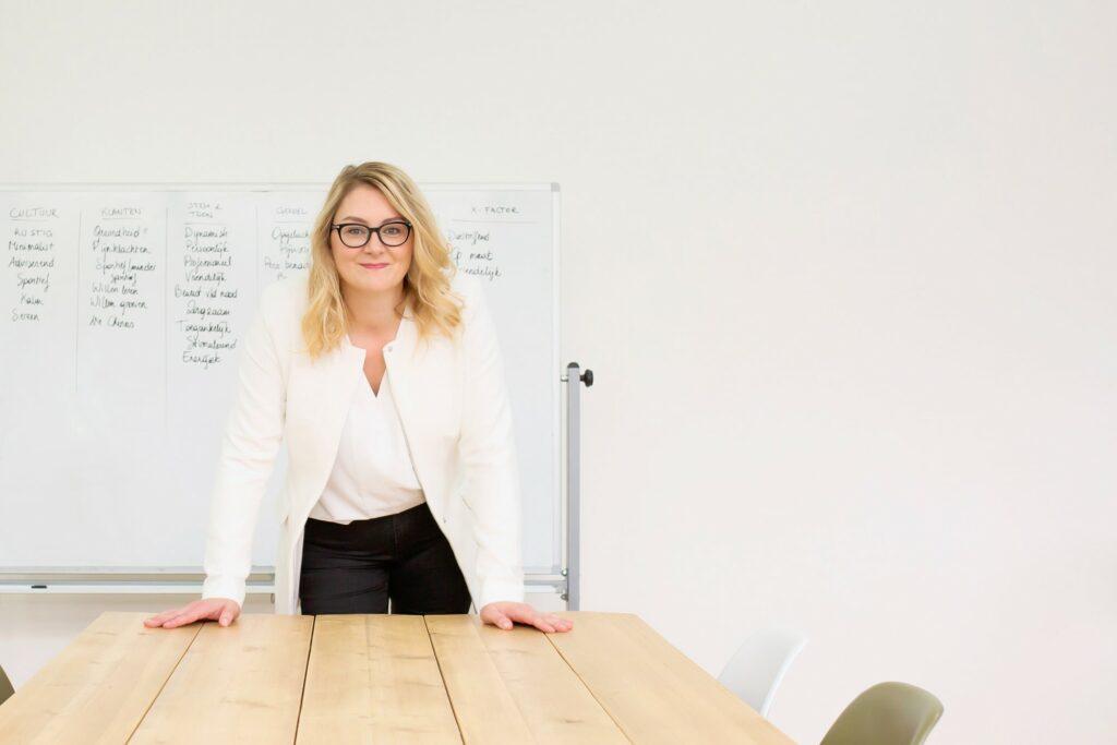 Ann-sophie brand strategist & web designer