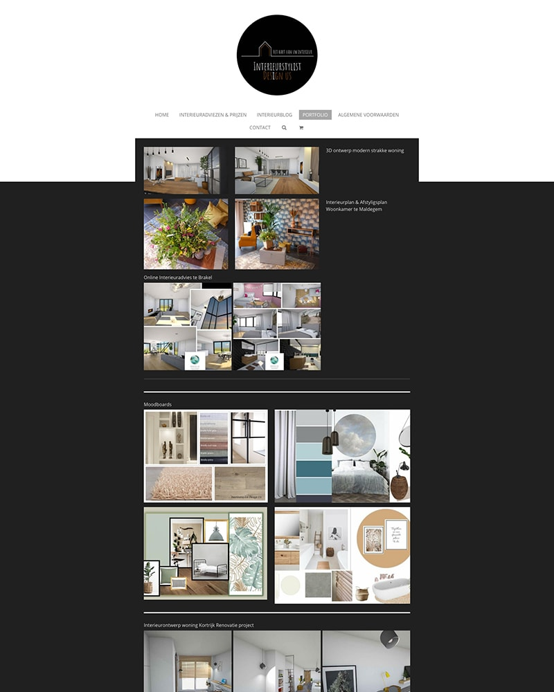 Oud portfolio interieurstylist 24