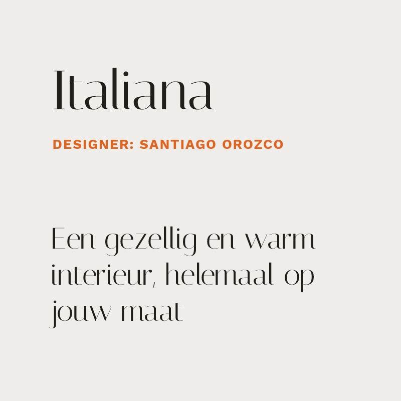Typografie interieurstylist italiana 12