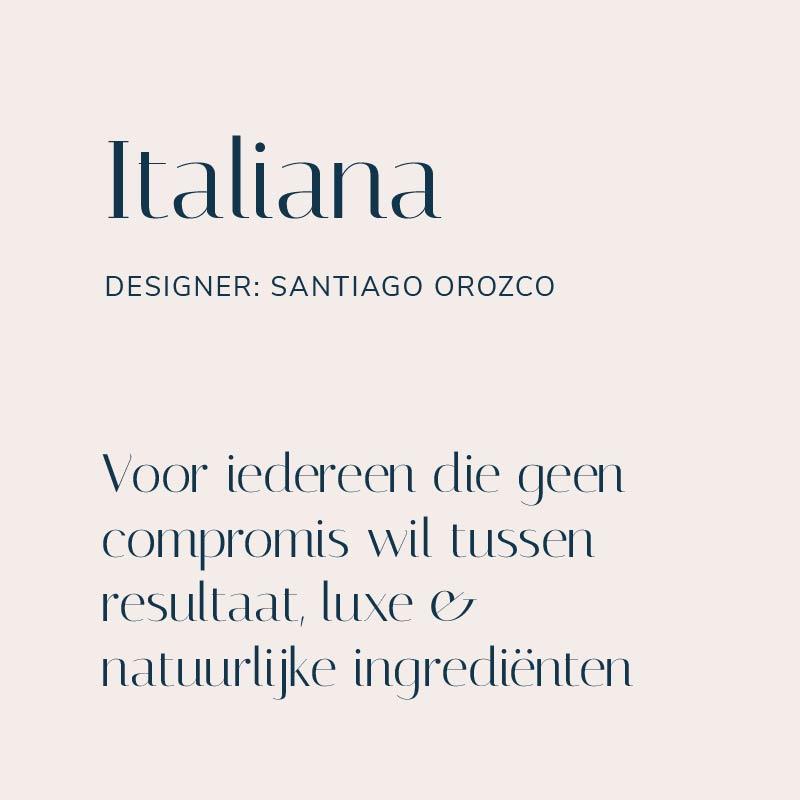 Typografie illuri italiana