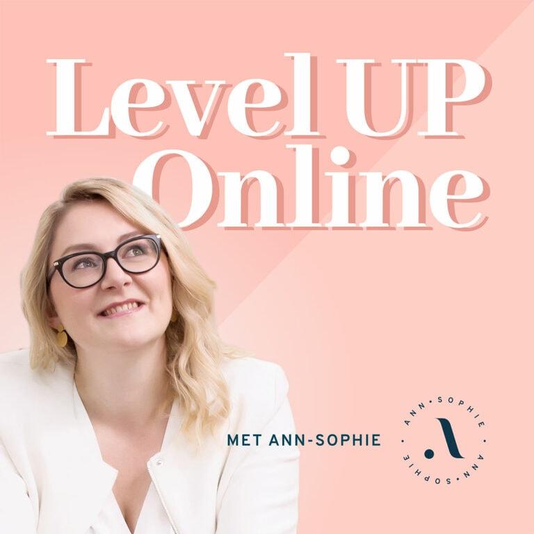 Nieuw: level up online – de podcast